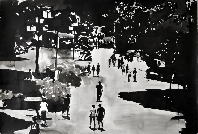[SUNDAY+LIFE+OBSERVATIONS+01,+sumi+ink+on+paper+110+X+79+cm+2009.jpg]
