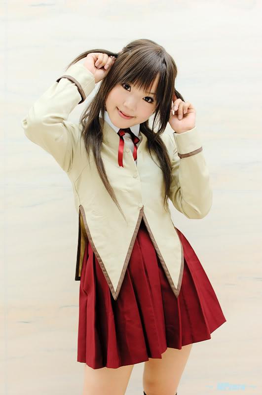 School Rumbles cosplay School_Rumble_-_Kipi_4