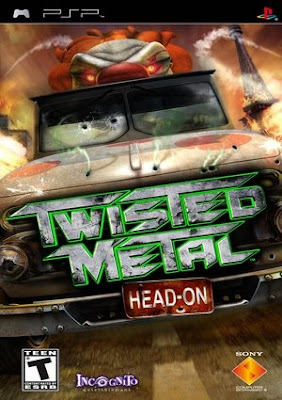 Download Twisted Metal Head On – PSP