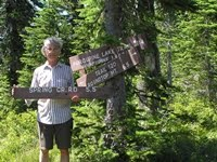 Trail 120 Signs