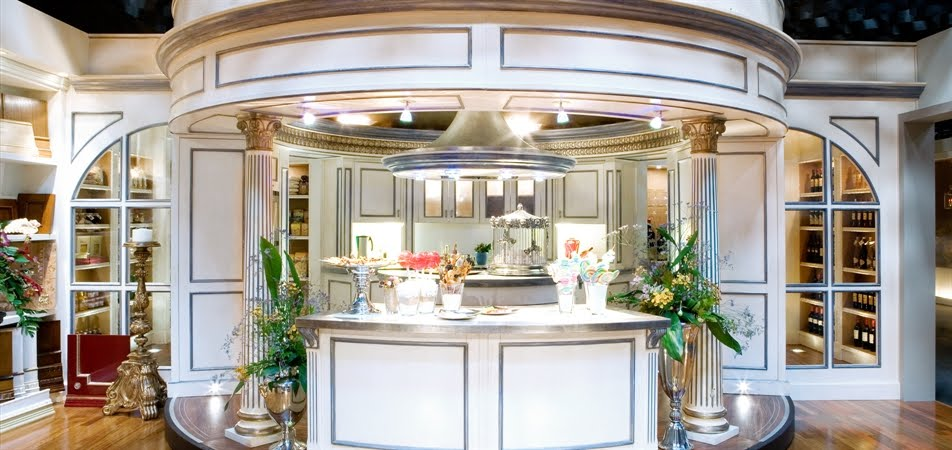 Christopher william adach handbook santo passaia exclusive living concept - Cucine lussuose moderne ...