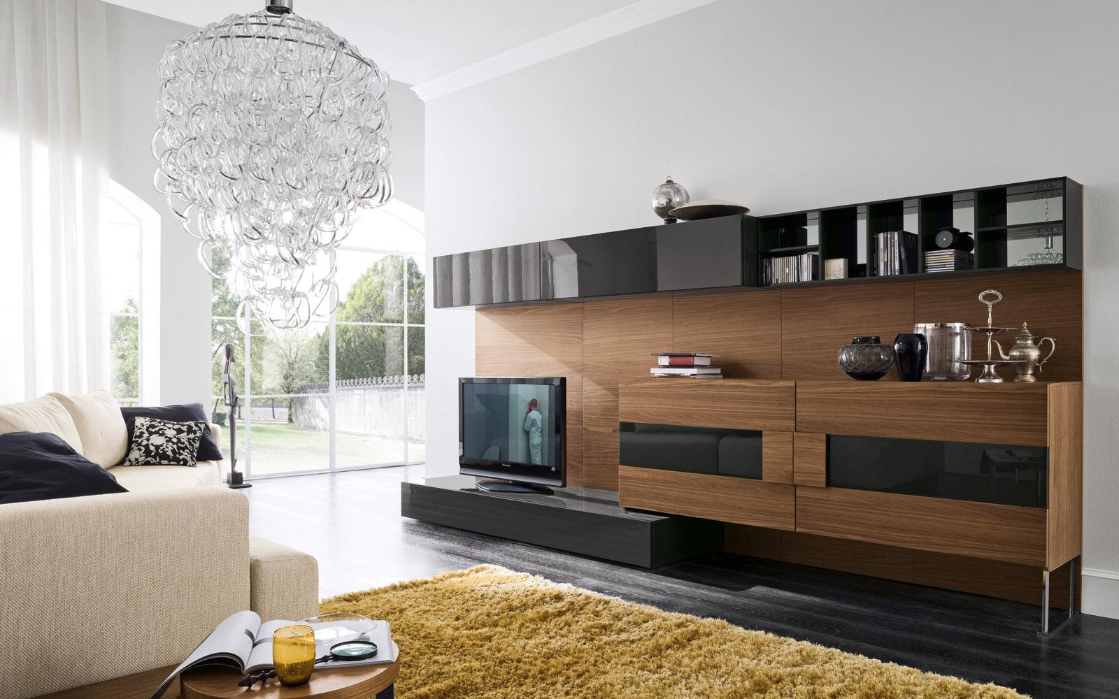 Современная Итальянская Гостиная Мебель