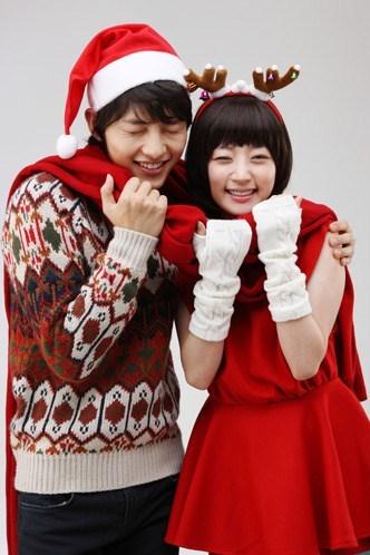 tearhere: Kpop Christmas