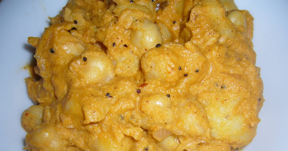 INDIAN FOOD: Ghassi