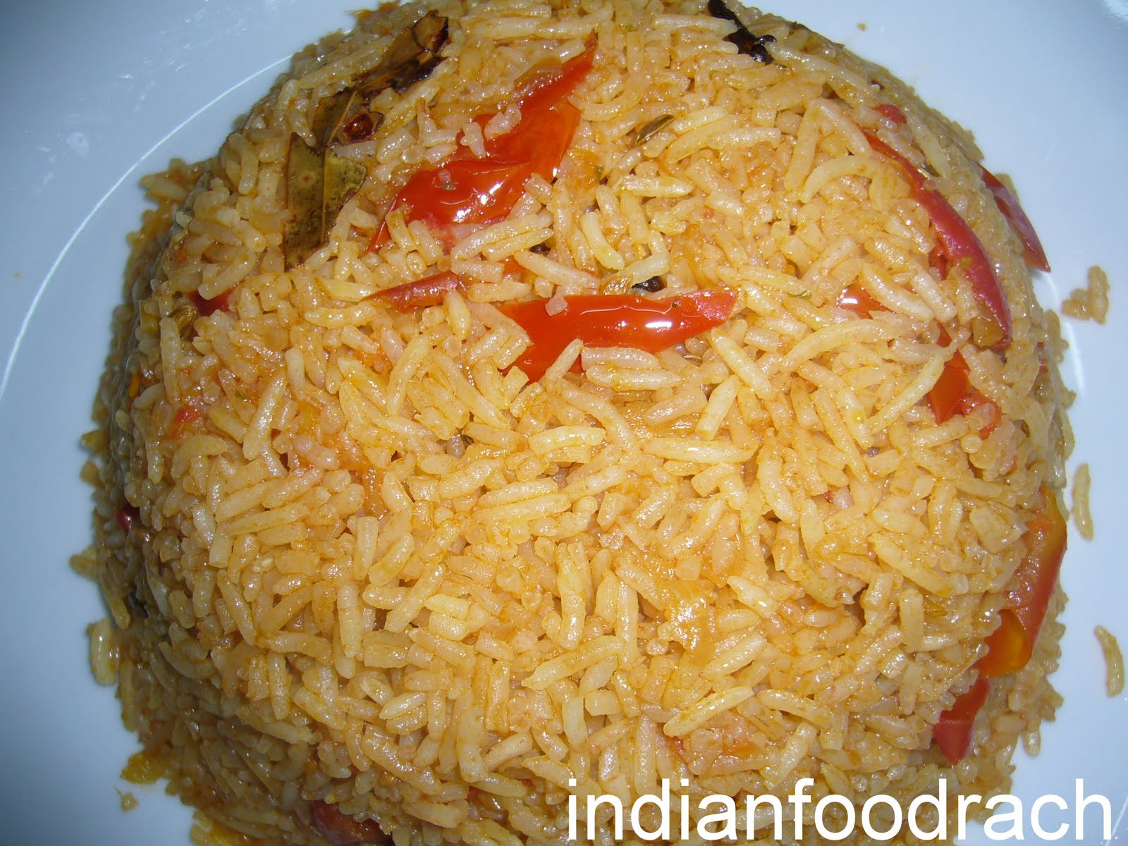 Indian food tomato rice tomato bath thakali sadam tomato rice tomato bath thakali sadam this tangy south indian dish is such a easy meal forumfinder Gallery
