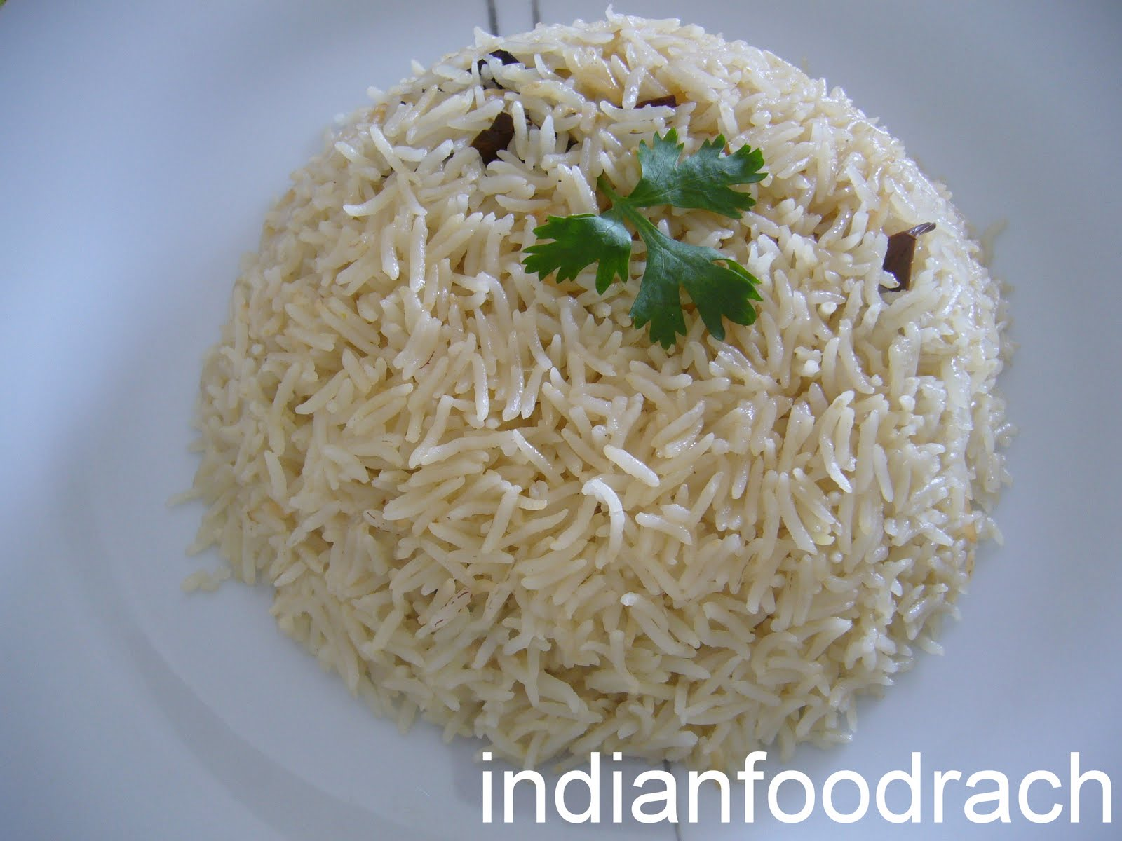 how to prepare coconut rice in tamil