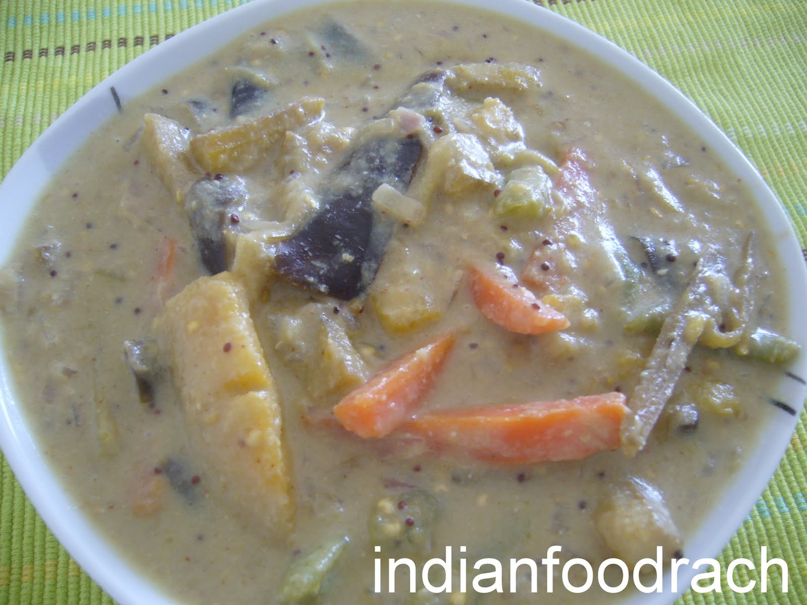 Indian food aviyal avial for Avial indian cuisine