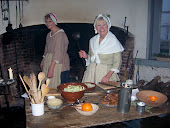 Hearth Cooks at Whitall House