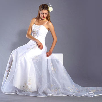 Elegant Wedding Dress 2010 Is Marriage Eternal