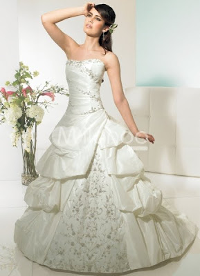 Wedding Bridal Grown 2011