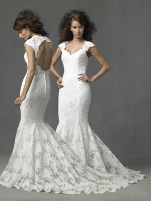 mermaid bridal gowns 11 Mermaid Bridal Gown Link