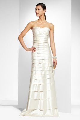 BCBG Wedding Dress