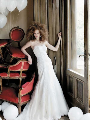 Pronuptia Bridal 2011 Wedding Dress