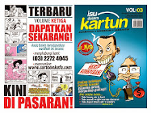 isu dalam kartun vol 3