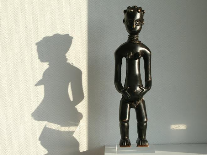 Statue Agni Cote d'Ivoire