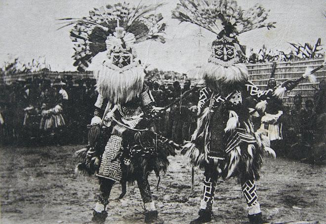 Ethnie Kuba Congo Belge