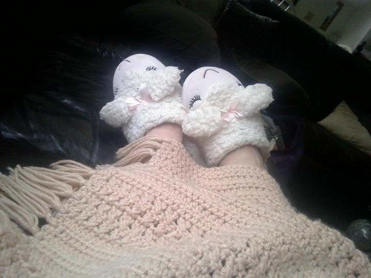 Lamby Slippers