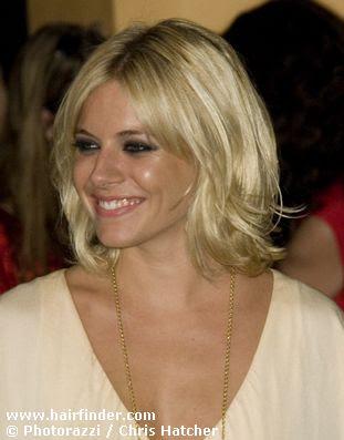 Sienna Miller Hair