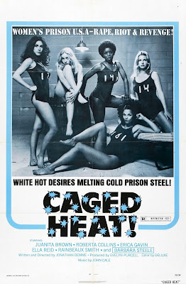 caged heat poster 01 Bonnie%252Band%252BToots%252BPractice%252Bsex%252Btalk%252BNude Pat Woodell,
