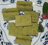 手作り抹茶サンド