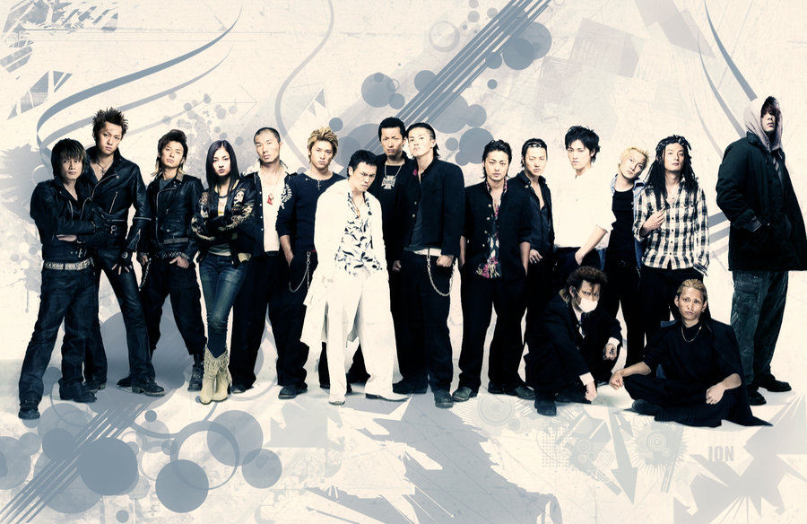 crows zero 3. Crows Zero 3 Movie Pic