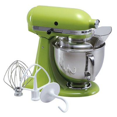 my new mixer