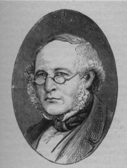 EDWIN ROWLAND HILL -PARINTELE MARCII POSTALE 1840