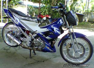satria fu modification 2013