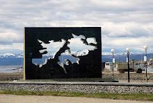 Entrada a tierra del Fuego