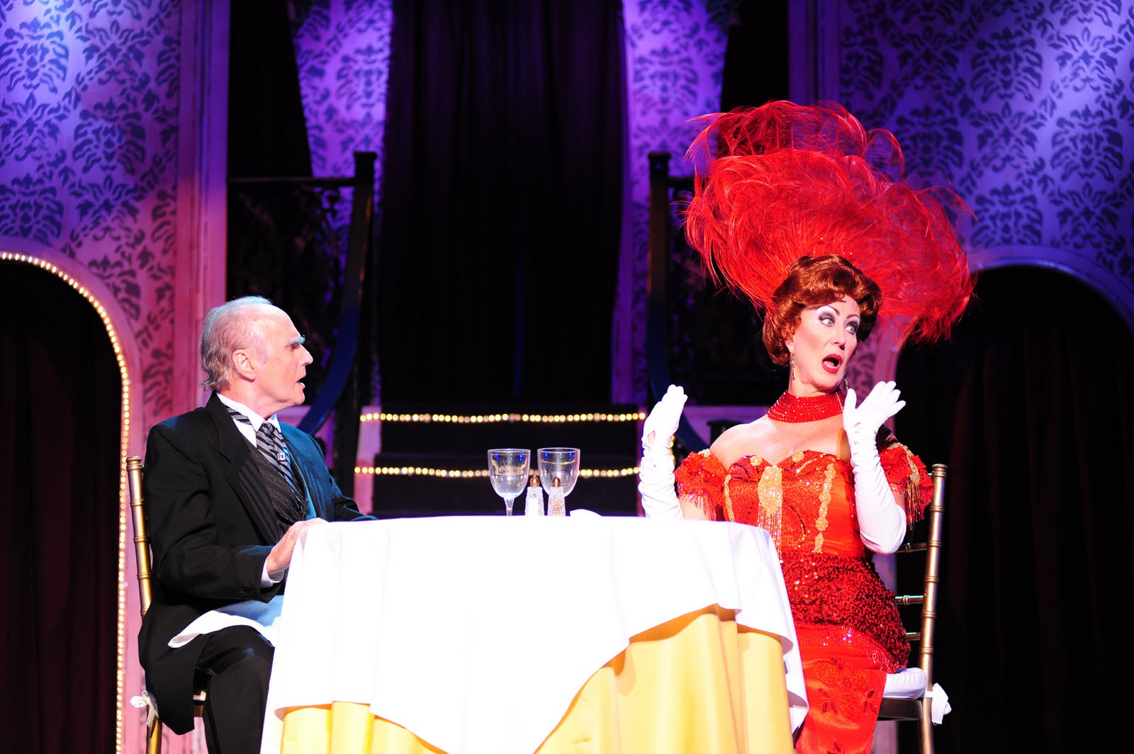 critique of hello dolly by michael stewart Book by michael stewart, music and lyrics by jerry herman  reviewed by eric  bird, associate critic for john garcia's the column  hello, dolly is based on  the play the merchant of yonkers, written by thornton wilder.