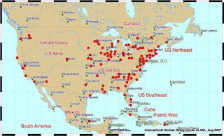 plantas nucleares EEUU