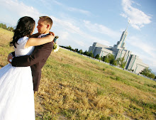 Married in the Mt. Timp Temple