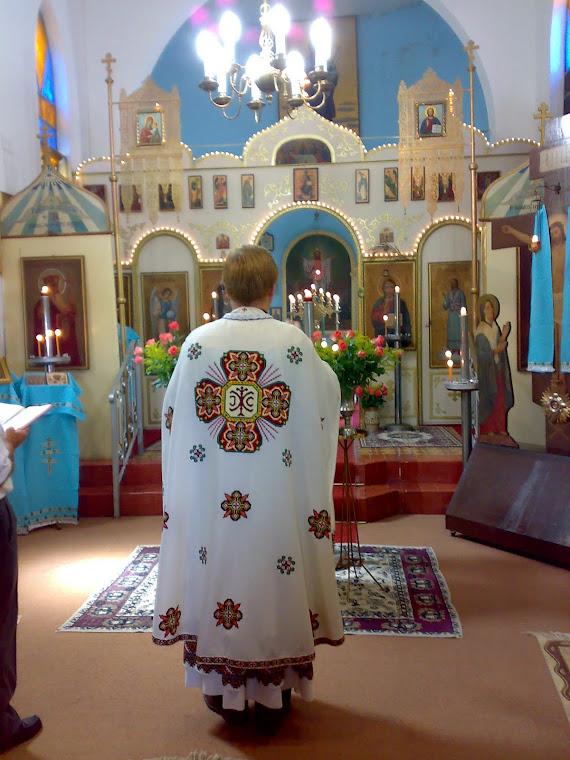 Sacerdote Greco-Catolico