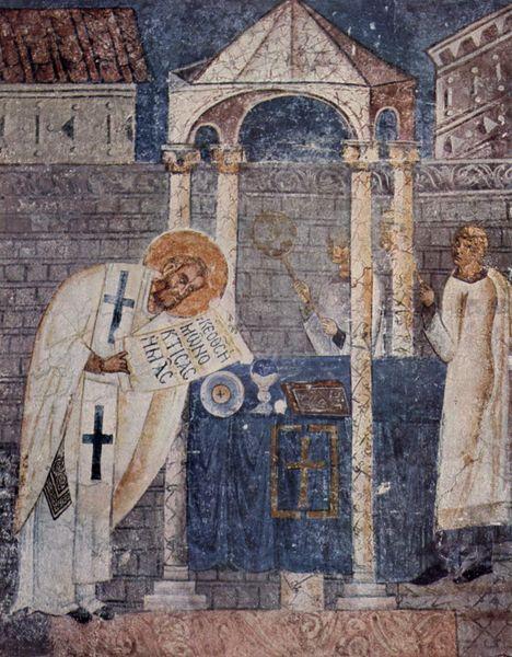 Divina Liturgia (Santa Misa) Rito Bizantino