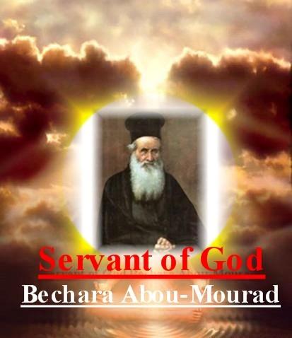 Siervo de Dios Padre Bechara Abou Mourad