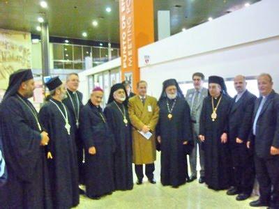 Visita Pastoral  Patriarcal a Argentina 2010