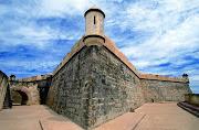 Abril: Fortaleza y Felices Pascuas de Resurrección. fortaleza castillo sancarlosdeborromeo