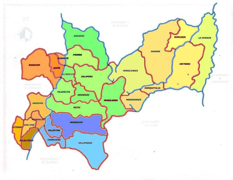 REGION ANDINA (caldas regiones)