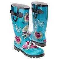 my rain boots