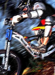 Mountain Bike Test Shot - Alistair Kerr