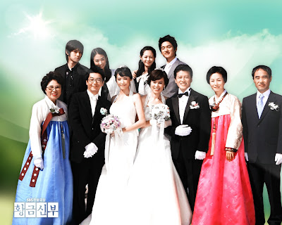 wallpaper korea. Korea Drama - Golden Bride