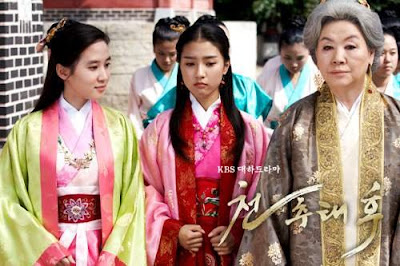 Korean Drama - The Iron Empress