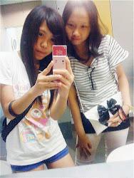 我的好姐妹♥