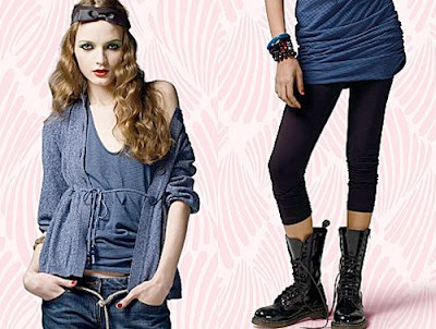 Current Fashion Trends 2009 on The Current Sportswear Fashion Collection Offer    A Range Of Casual