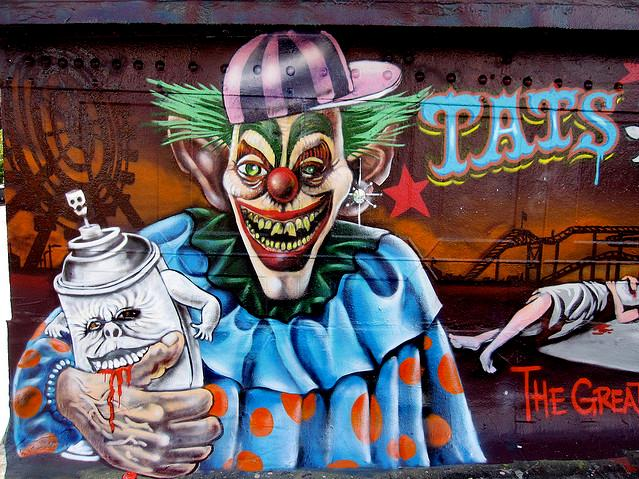 Jocker Graffiti Art Graffiti Creator
