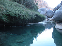 Wadi Damm - Paradise on Earth