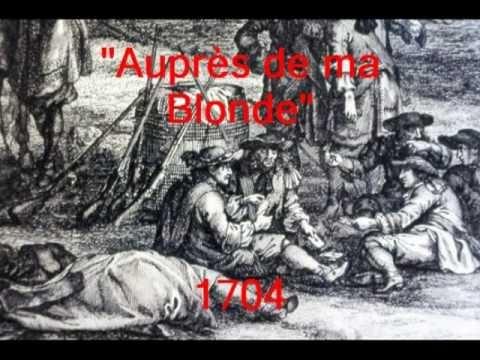 Activit liudmila au pr s de ma blonde 1704 andr - Au jardin de mon pere les lilas sont fleuris ...