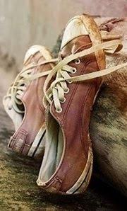 Sapato velho de sarah