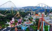 7.Parque de Atracciones six flags mexico