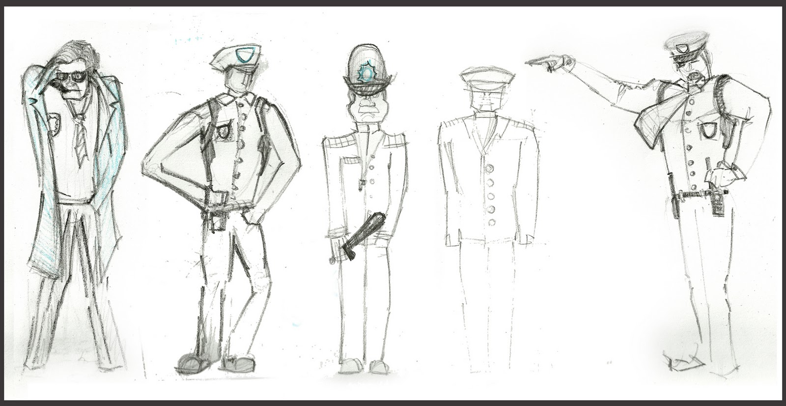 Character Design Lecture : Yolantele character design lectures and